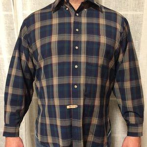 Pendleton Men's XL Lodge Button Down Shirt.